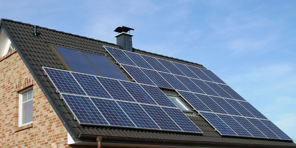 Solar panel loans for domestic use