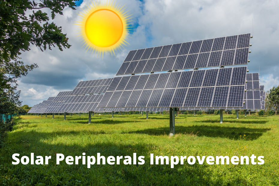 Solar Panel Installation Accessories, Monitoring & Cleaning - Featured Image