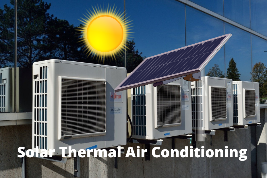What is solar thermal air conditioning - Featured image