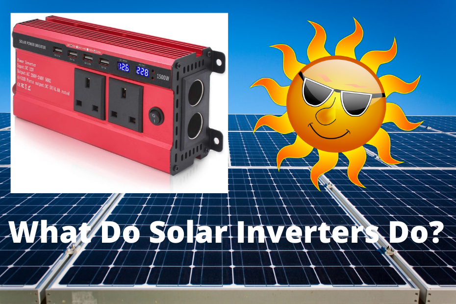 What does a solar inverter do? Featured