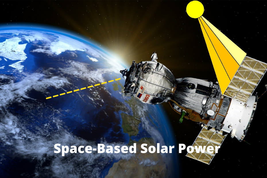 what is space based solar power - featured image