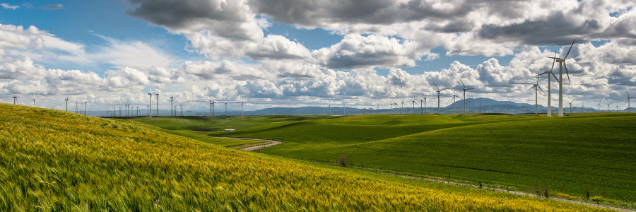 How heavy are wind turbines for wind farms?