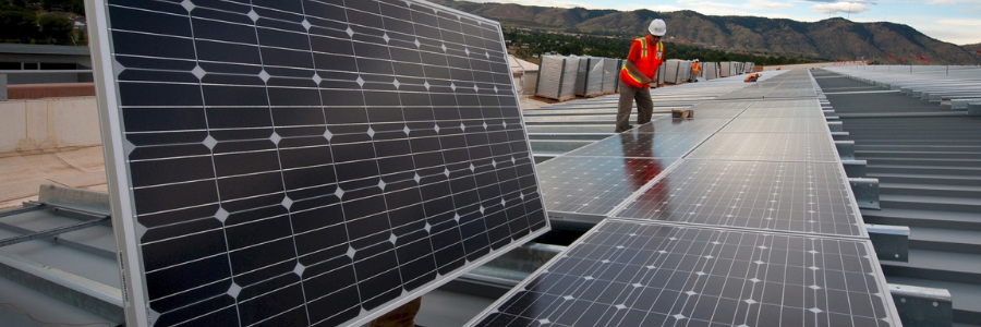 What is the life of solar panels?