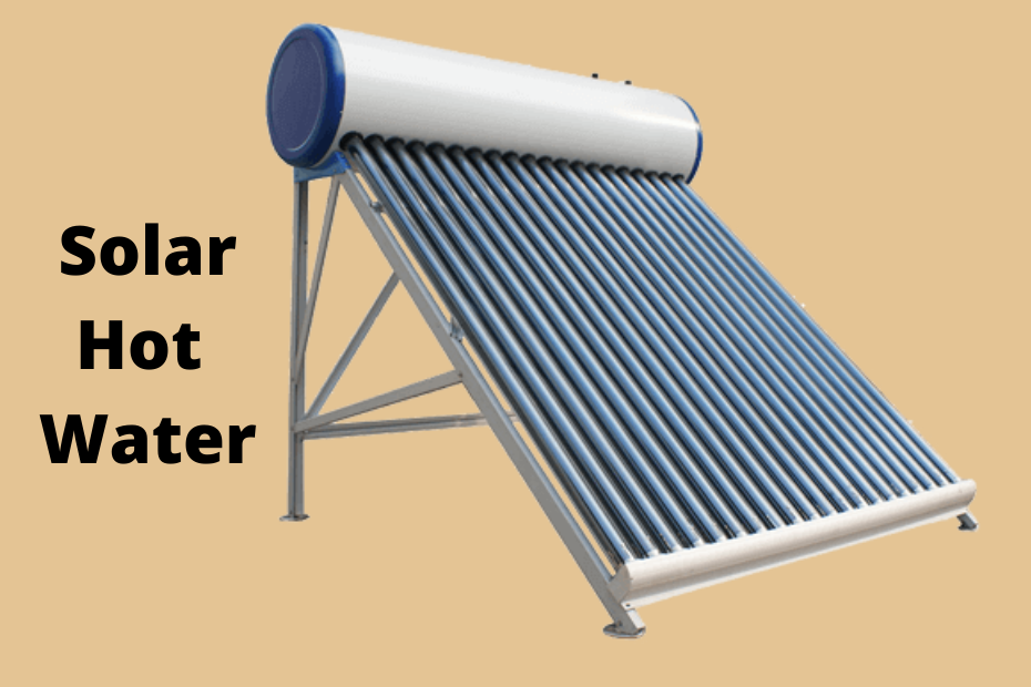Does solar water heating save money?