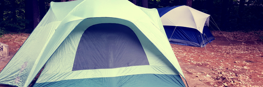 What does dry camping mean?