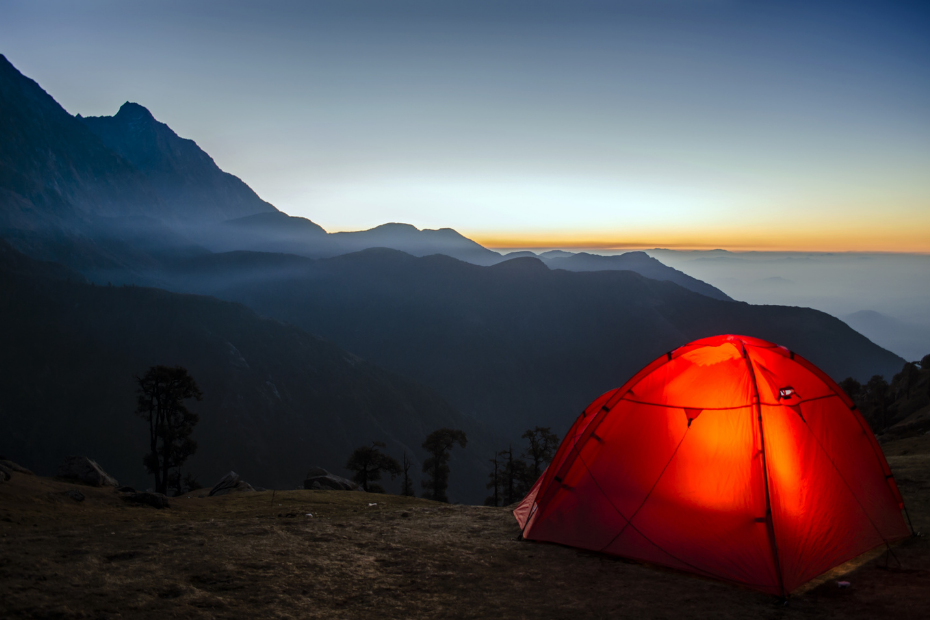 What is dry camping featured image